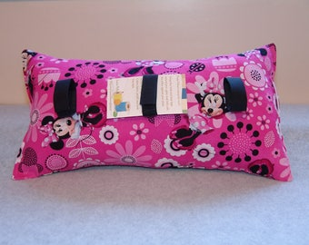 Abdominal Pillow,Hysterectomy pillow, port pillow, medical port, Pacemaker C-section, Surgery, endometriosis, travel, Heart surgery, mouse
