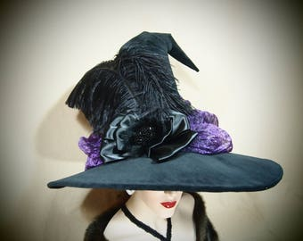 """Witch Hat """"Purple Delight"""""""