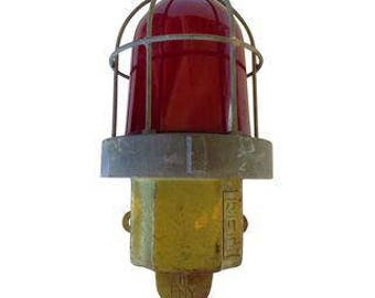 Industrial/Ship's Wall Lamp