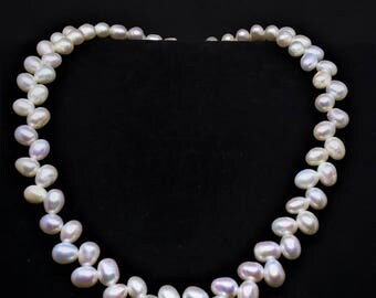 Pearl Branch Choker Necklace