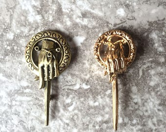 Hand of the Queen/King Pin - Brooch - Game of Thrones Pin - Tyrion Lannister Pin