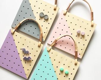 Mini Earring Holder
