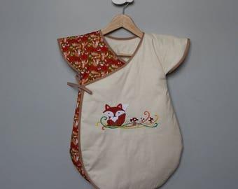 Japanese fox Fox sleeping bag