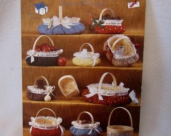 Stitch 'n Stuff Baskets Counted Cross Stitch
