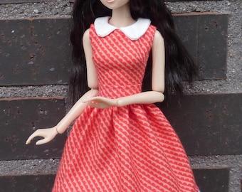 Dress for Momoko dolls.