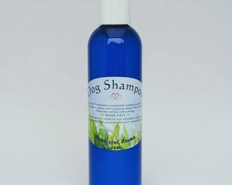 Peppermint Dog Shampoo