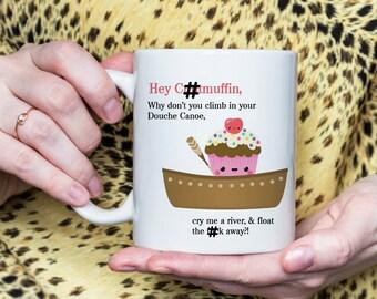 C*ntmuffin  Mug. Mature Content. Humour Mug. Funny Mug. Funny Gift. Rude Gift. Coffee Mug. Tea Mug. Adult Mug. C*nt Mug