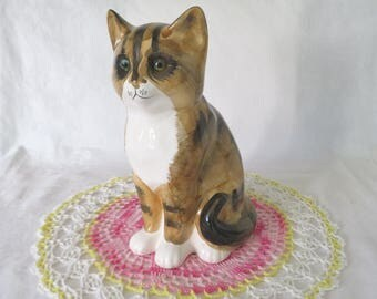Kitty Cat Statue / Figurine, Formalities by Baum Bros