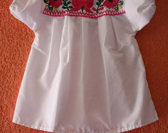 Typical mexican blouse (child)