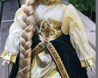 15 inch Handcrafted Vampire Doll