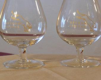 A Pair of Meukow Cognac Glasses