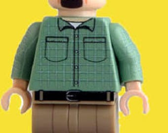 breaking bad lego: walter white