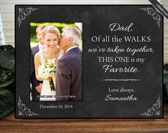 Gray Dad Of All The Walks We Ve Taken Together Dad Gift