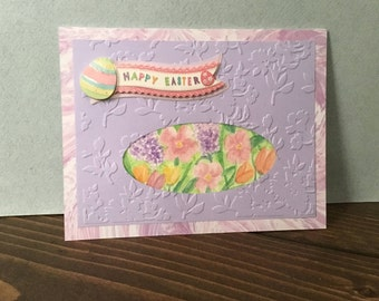 Easter, Greeting Card - Hand Made
