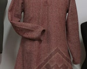 Twill Wool Men's Tunic 14th-15th century