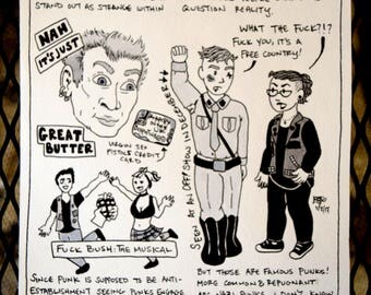 PunkPuns original artwork - Page 22