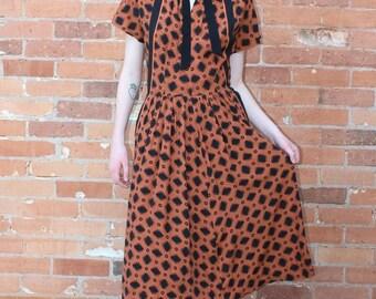 Jerry Gilden Vintage 1950s Dress