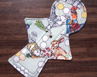 27cm Cloth Pad - REGULAR ABSORBENCY