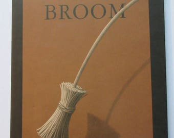 The Widow's Broom, Chris Van Allsburg, 1993