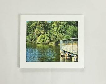 Impressionist Art, Landscape Art, Coastal Decor, 8x10 Print, 11x14 Print, 16x20 Print, Coastal Wall Art, Housewarming, Nature Photography