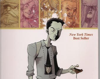 Image Comics,HAUNT Graphic Novel Collection,Robert Kirkman,Todd McFarlane,Religous Horror, Demons,Super Hero