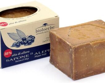 Aleppo soap 35%
