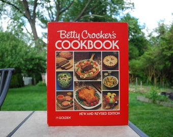 Vintage Betty Crocker Cookbook 1978