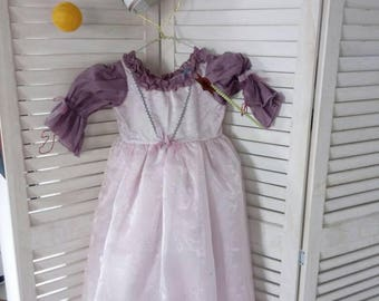 Kids costume - show - Pink Silver Princess range