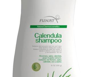 Funat Natural Herbal Shampoo Hair Loss Anti-Dandruff Treatment 15 fl Oz (430 g)