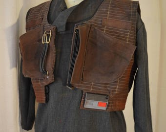 Jyn Erso inspired costume, Rouge one, Star Wars