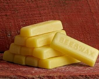 Pure Beeswax - 1 Ounce Bar