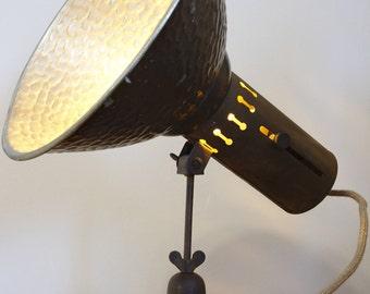 Vintage Sun Theatre Desk Lamp