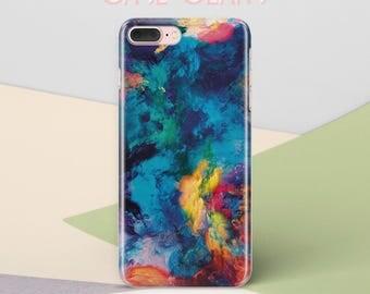 Watercolor Phone Case iPhone 7 Case iPhone 7 Plus Case iPhone SE Case iPhone X Case for Samsung S8 iPhone 6S Case Gift iPhone 8 Case  CG1261