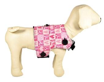 Breast Cancer Awareness Dog Vest