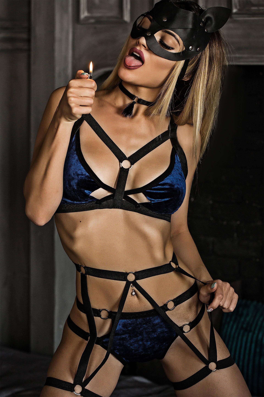 Blue Panties Pics 81