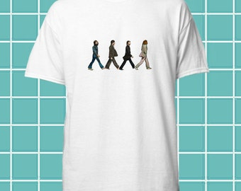 The Beatles 90s Rock Aesthetic Hipster Grunge Pinterest Rock and Roll art T shirt