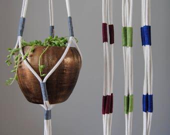 MAHSA Macramé Plant Hanger / Hanging Planter