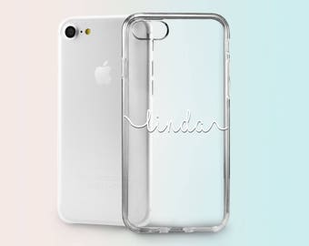 iPhone Custom Case iPhone 8 Plus iPhone 6S Plus iPhone 7 Personalized iPhone 8 Case for Samsung S8 iPhone 7 Plus Name iPhone 6 Case AND1030
