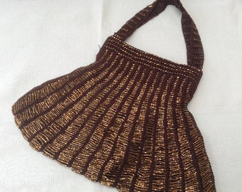 1920's Flapper Style Evening Bag