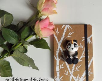 """Small Notebook with """"Pandicorn"""""""