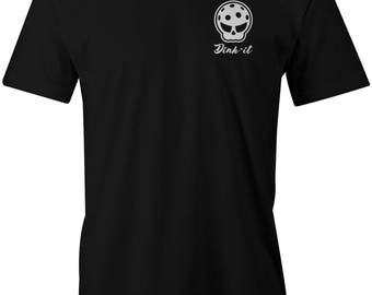Men's Dink-it Skull Shirt