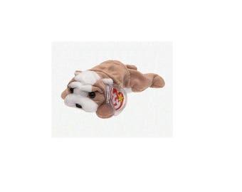 Ty Beanie Babies Wrinkles the Dog 1996