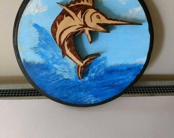 Swordfish Wall Art