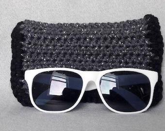 Crochet Sunglass Case