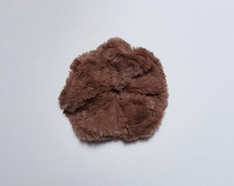 "Scrunchie ""Brown bear Velcro"""