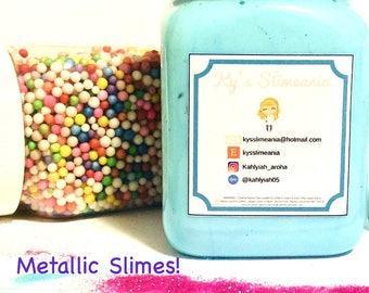 Slimey Slimey Slimes!