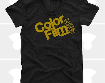 Color Film - Women's Shirt