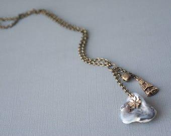 Buddha Necklace, Buddhist Necklace, Buddha Jewelry, Buddhist Jewelry, Meditation Necklace, Bronze Buddha Necklace, Gift Ideas, Trending