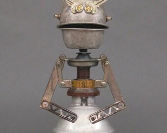 Robot Sculpture - Matilda