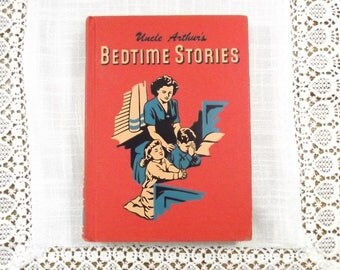 1950 Uncle Arthur's Bedtime Stories: Volume Four by Arthur S. Maxwell, Interesting Index of Lessons